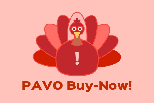 PAVO Buy Now