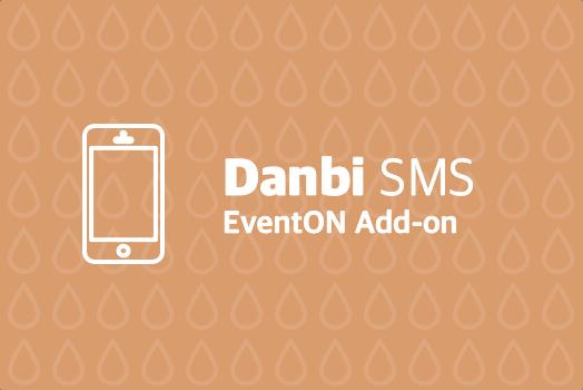 Danbi SMS - EventOn Add-on