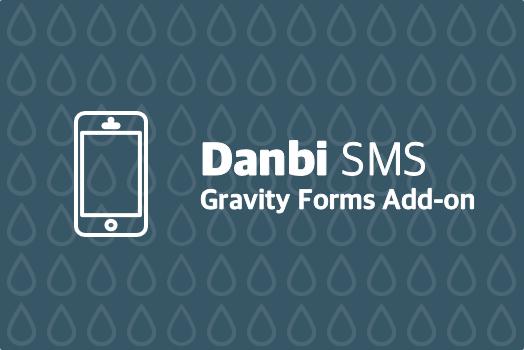 Danbi SMS - Gravity Forms Add-on
